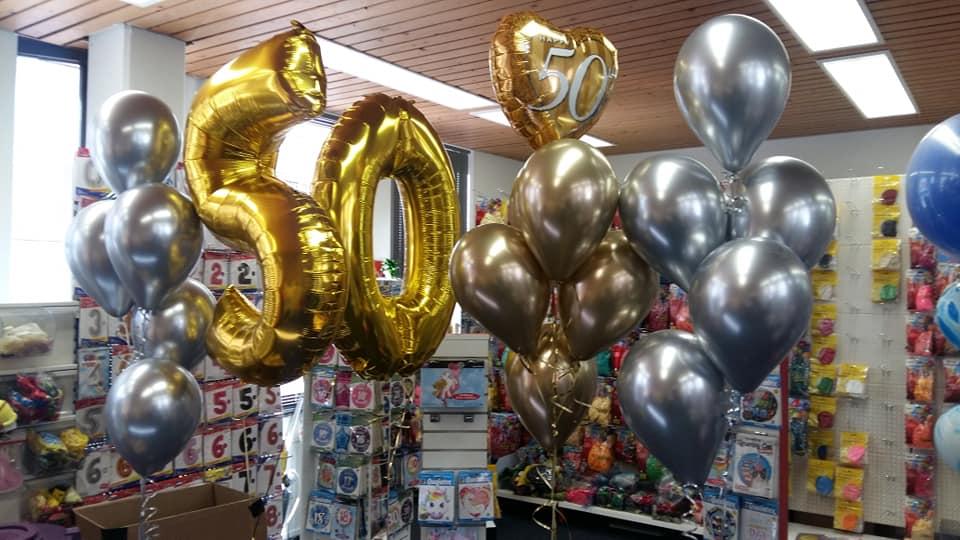 The Balloon Factory voor al uw ballonnen en decoraties 2